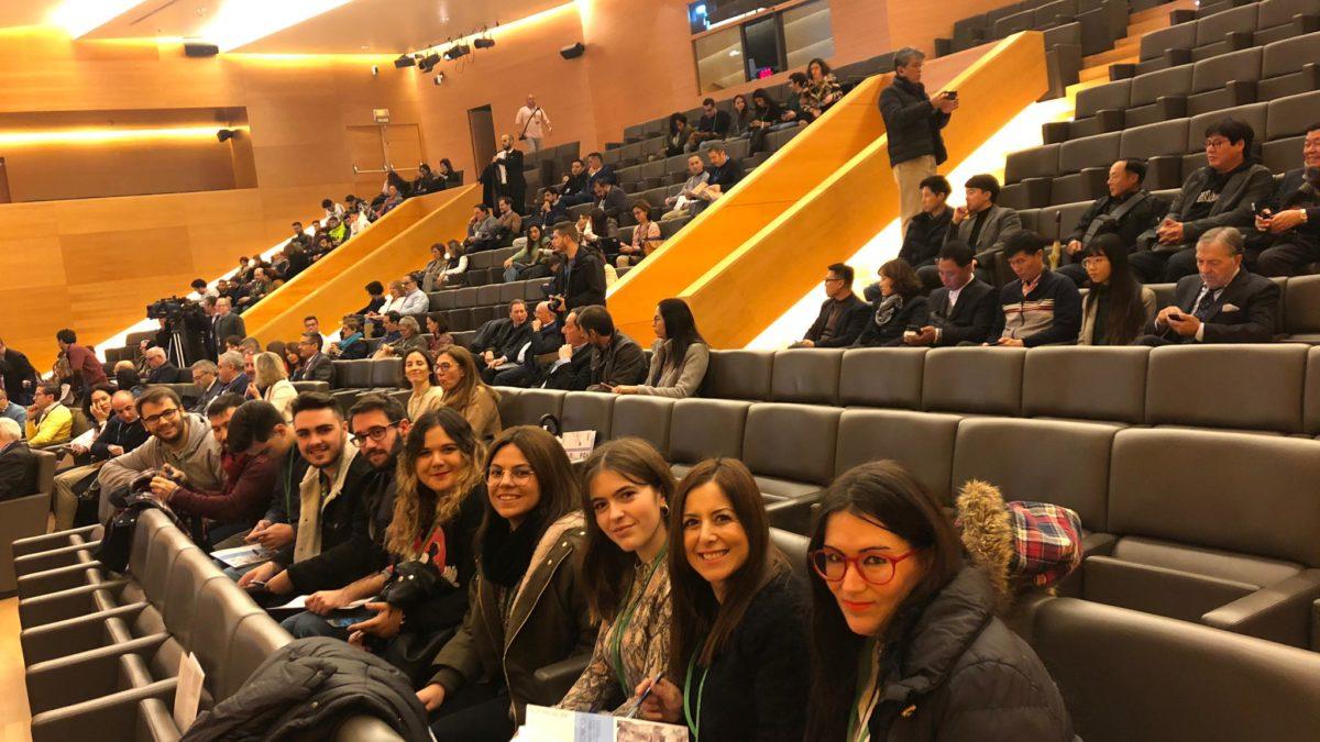 Alumnos de 1º de PRL asisten al III Congreso Nacional de Seguridad y Salud en el Trabajo