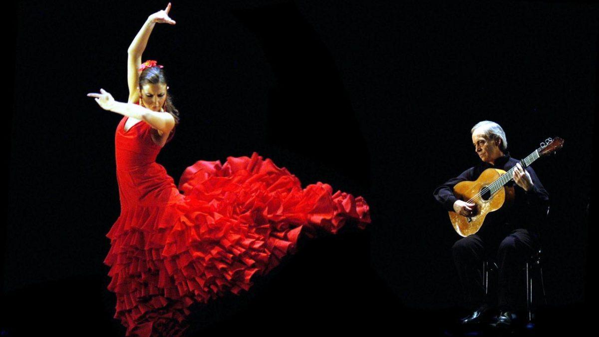 Conmemoración del día del flamenco