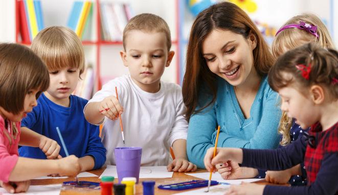Estrenamos Nuevo Ciclo. CFGS Educación Infantil