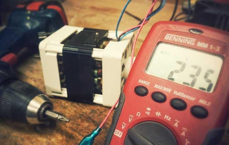 Profesional Básico de Electricidad y Electrónica