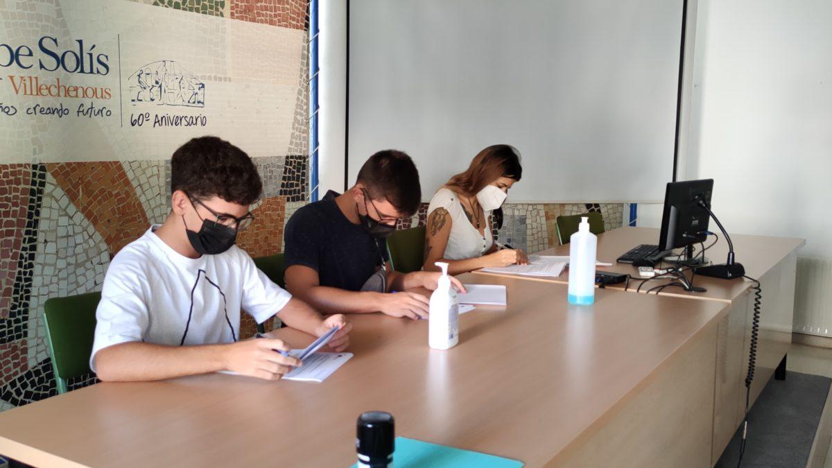 Nuestros Erasmus firman la movilidad del proyecto Bridge to Europe